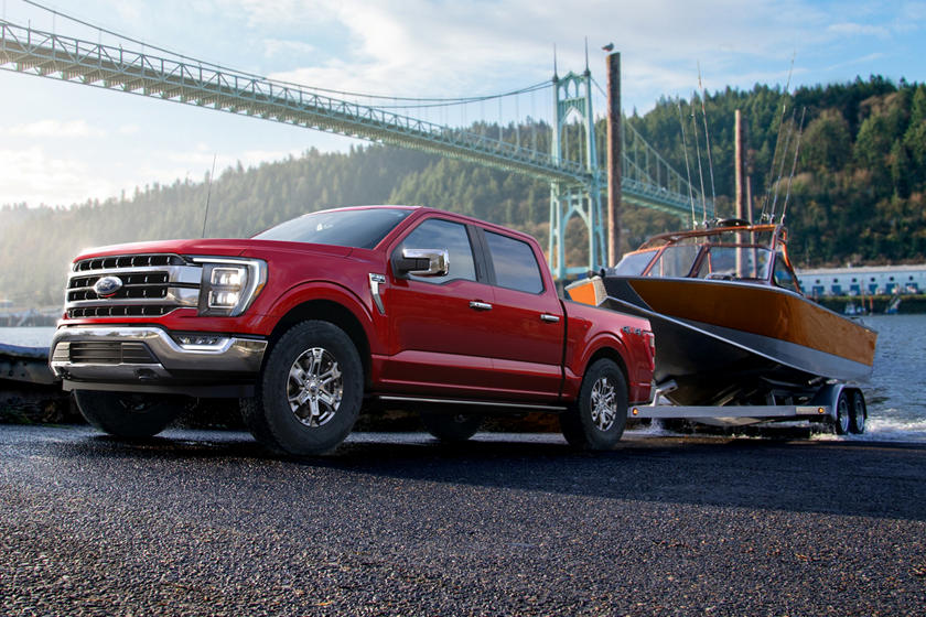 2021 Ford F-150 Crushes Rivals With Mega Towing And Payload Numbers