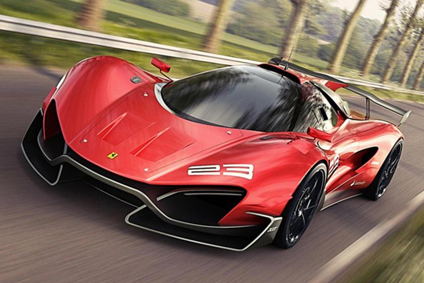 Ferrari Xezri Competizione Edition by Samir Sadikhov | CarBuzz