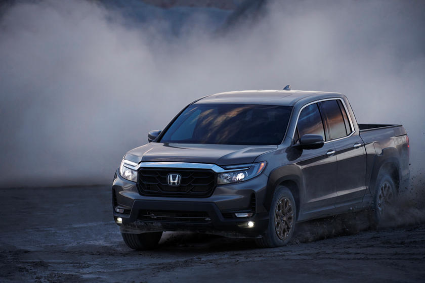 2021 Honda Ridgeline Gets A Rugged New Look | CarBuzz