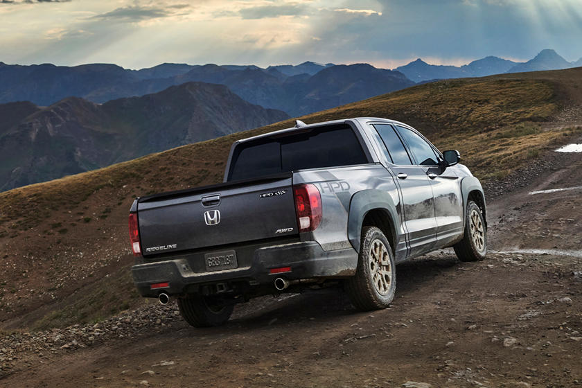 2021 honda ridgeline gets a rugged new look   carbuzz