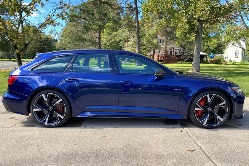 This 2021 Audi RS6 Avant Has The Most Ridiculous Asking ...