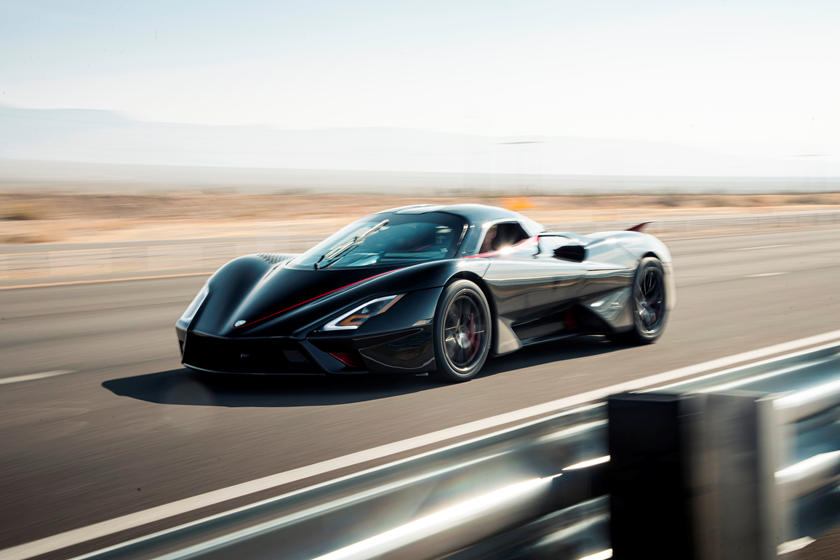 Official: SSC Tuatara Goes 331 MPH!