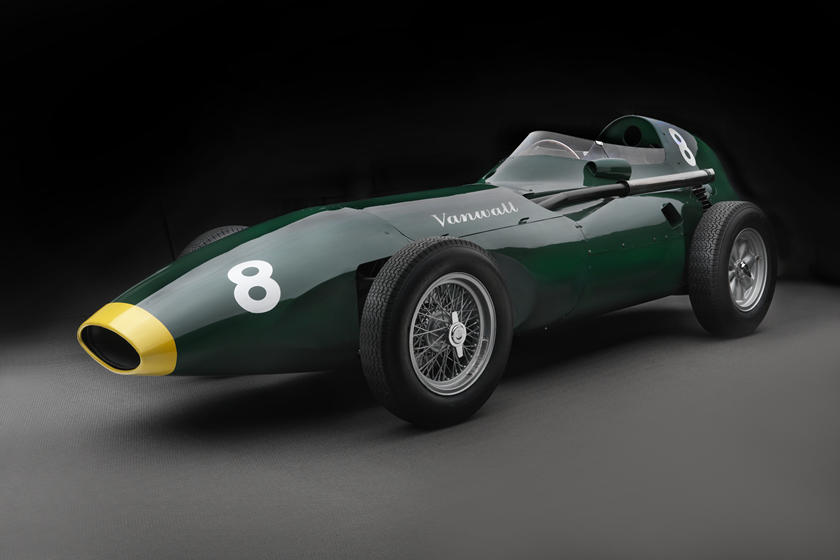 Britain's Most Important F1 Car Reborn As $2 Million Continuation Car