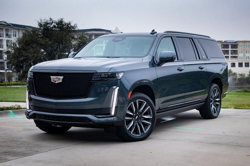 2021 Cadillac Escalade First Drive Review: The American Road King