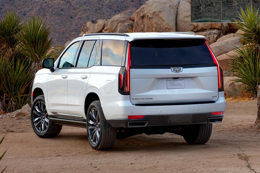 2021 Cadillac Escalade Already Has A Great Deal Carbuzz