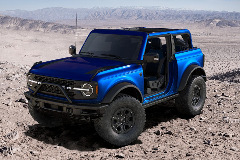 own a 2021 ford bronco first edition before anyone else