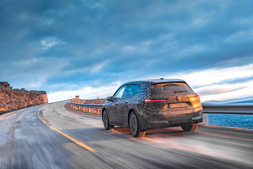 BMW Electric iX   Good Auto Blog