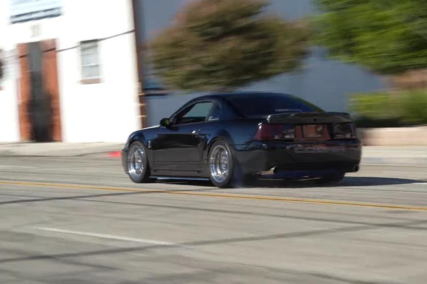Terminator Mustang Hp