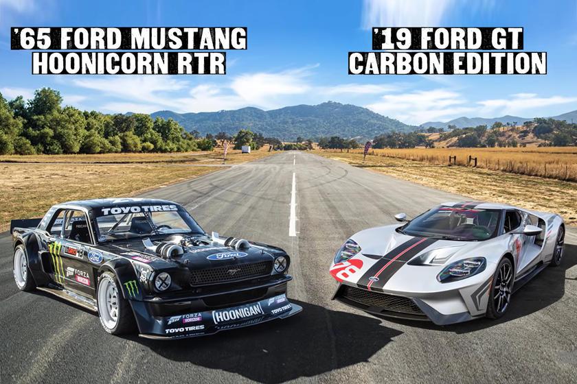 Hoonigan Mustang Vs