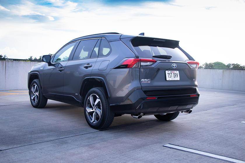 2021 Toyota RAV4 Prime Vs. 2021 Kia Sorento: Hybrid SUV ...