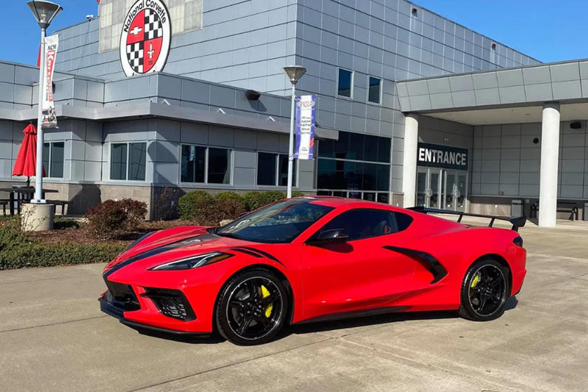 The First 2021 Chevrolet C8 Corvette Has Been Delivered | CarBuzz
