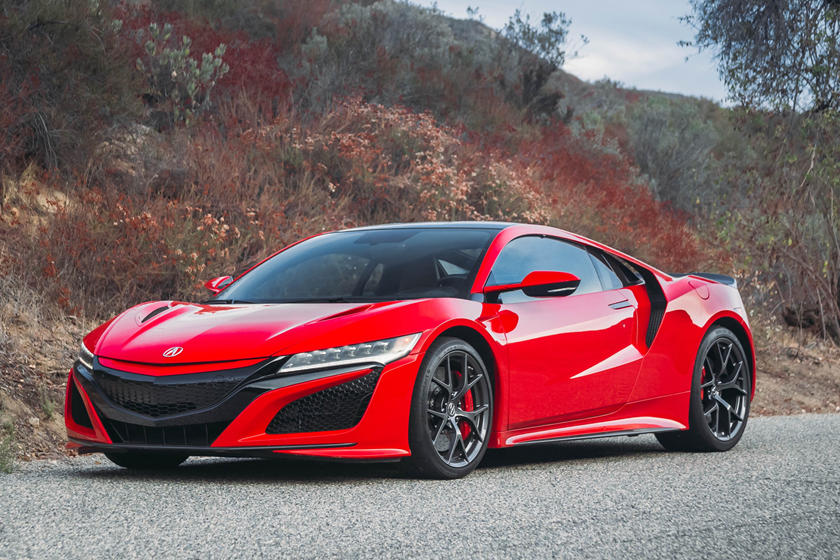 2021 Acura NSX Test Drive Review: The Guided Hybrid Missile