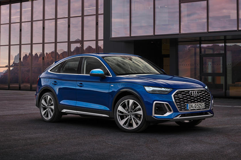 2021 Audi Q5 And SQ5 Sportback Are Ready For America