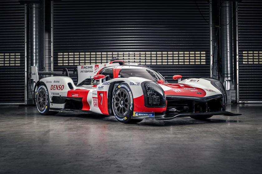 Meet The GR010: Toyota Gazoo Racing's New Hybrid Hypercar