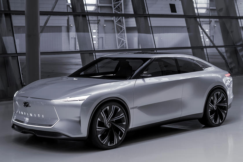 Infiniti S New Electric Cars Will Have Something Called I Power Carbuzz