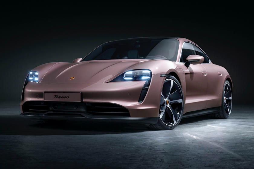 2021 Porsche Taycan Base Model Arrives With RWD And $79,900 Price Tag