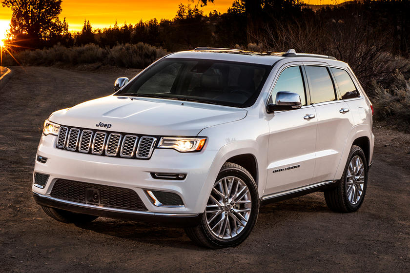 Jeep Is Desperate To Sell 2021 Grand Cherokees | CarBuzz