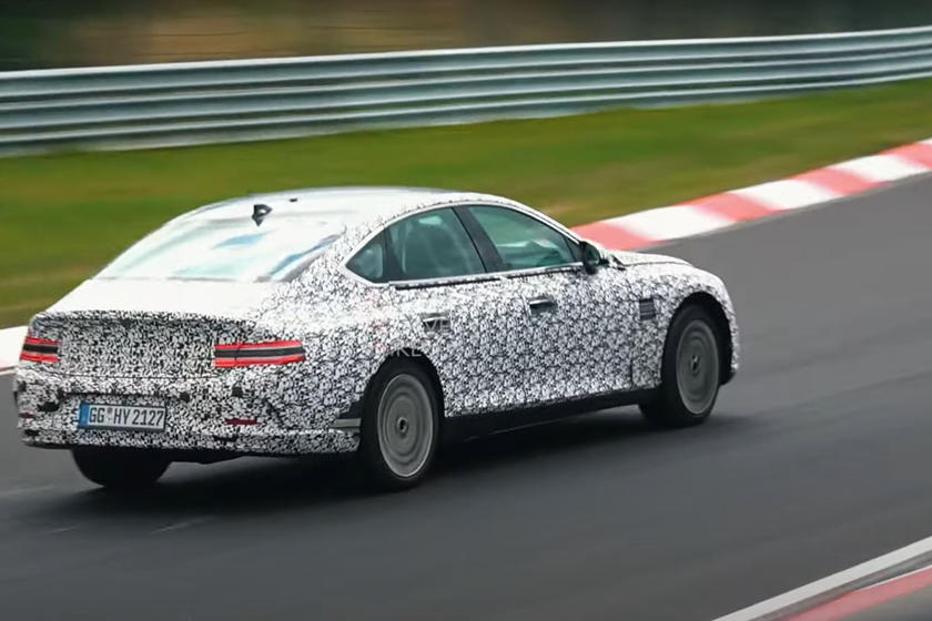 LEAKED: New Genesis EV Model Names Revealed | CarBuzz