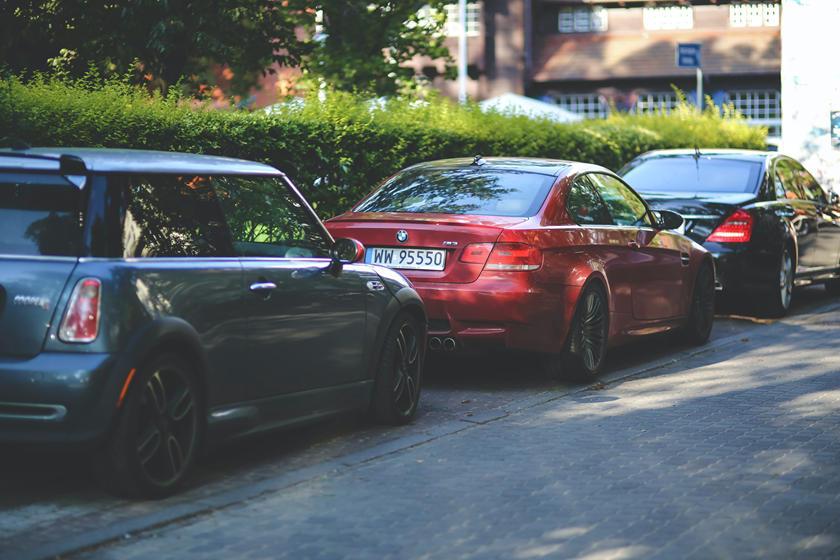 Различные типы автомобилей