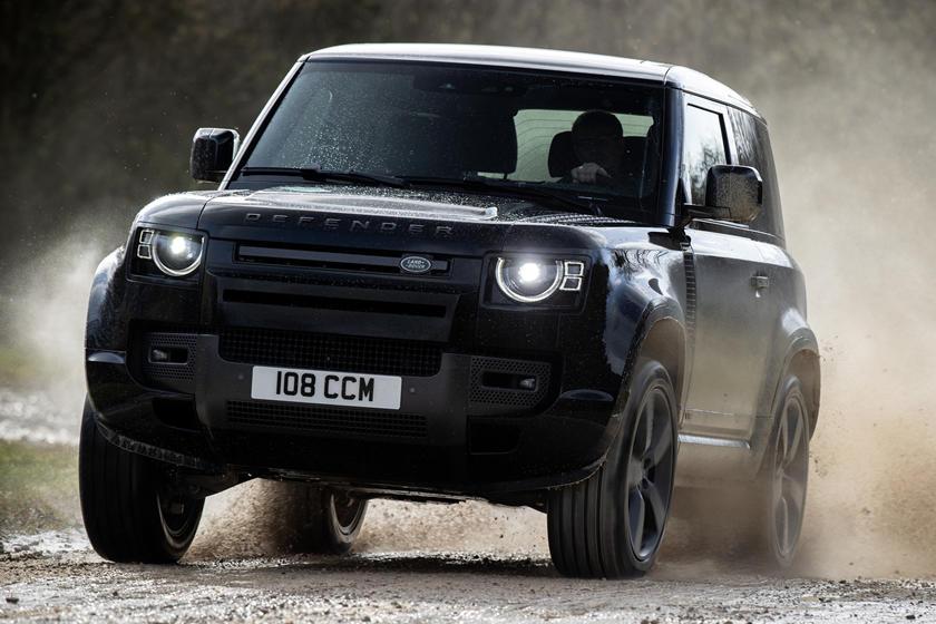 2022 Land Rover Defender Arrives With Supercharged V8 Power
