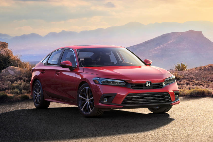 OFFICIAL: This Is The All-New 2022 Honda Civic