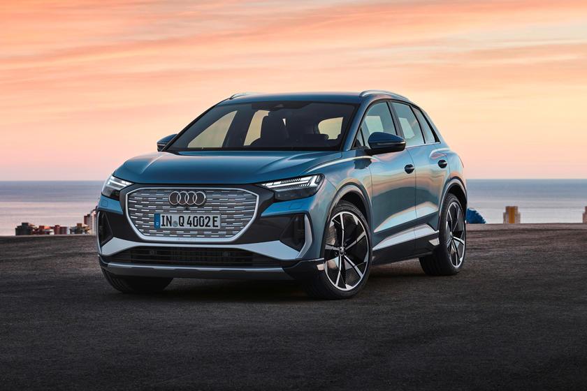 2022 Q4 e-tron and Q4 Sportback e-tron Arrive As Affordable EV Luxury