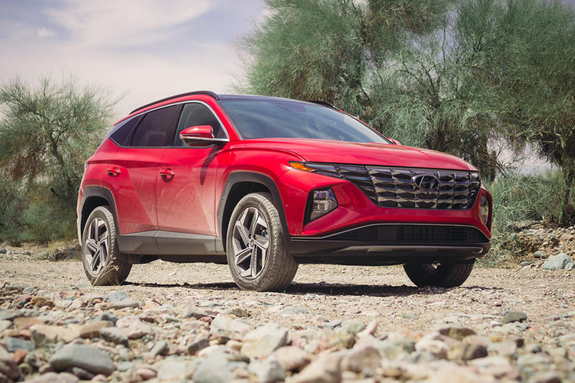 2022 Hyundai Tucson Test Drive Review: Demands To Be Noticed