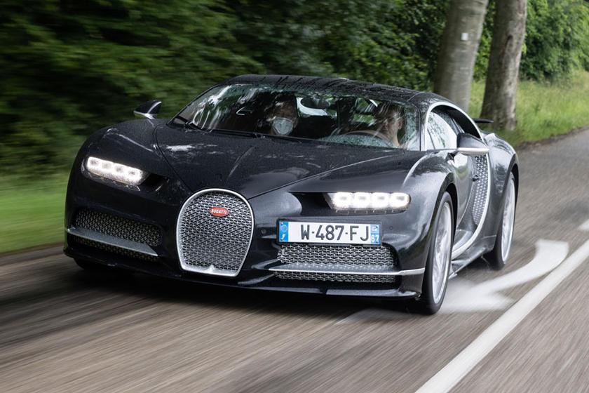 Bugatti Chiron Sport First Drive Review: Beyond Limitations