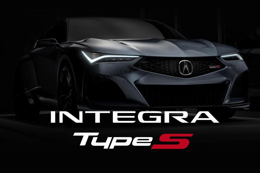 Acura Integra Type S