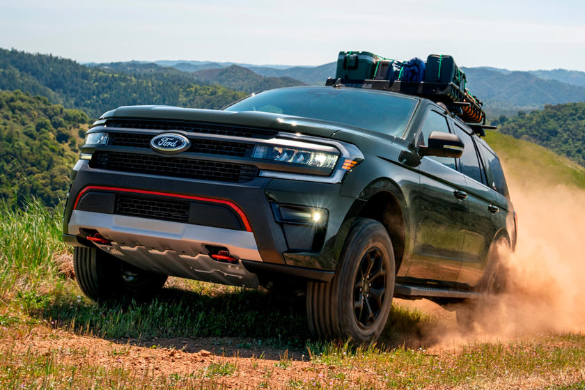 2022 Ford Expedition Revealed With Stealth And Timberline Models