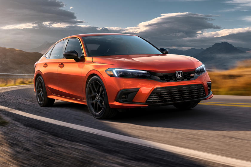 2022 Honda Civic Si Revealed And It's Better Than Ever