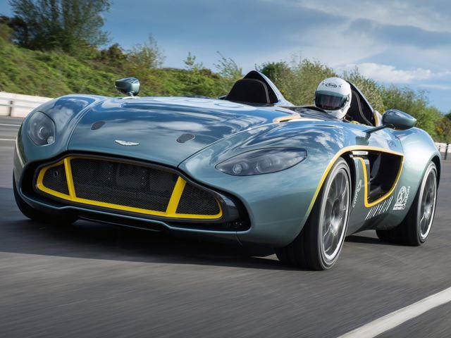 Aston Martin Voted Coolest Car Brand Carbuzz