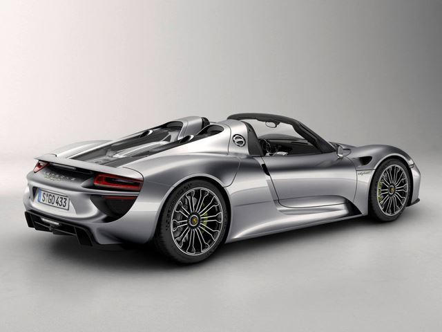 Is the Porsche 918 the Hypercar of the Future?