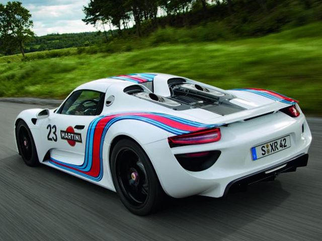 Is The Porsche 918 Spyder Weissach Package Worth The Extra Cheese