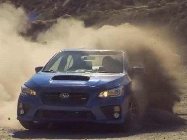 They Should Teach this WRX STI Spoof at Car Commercial