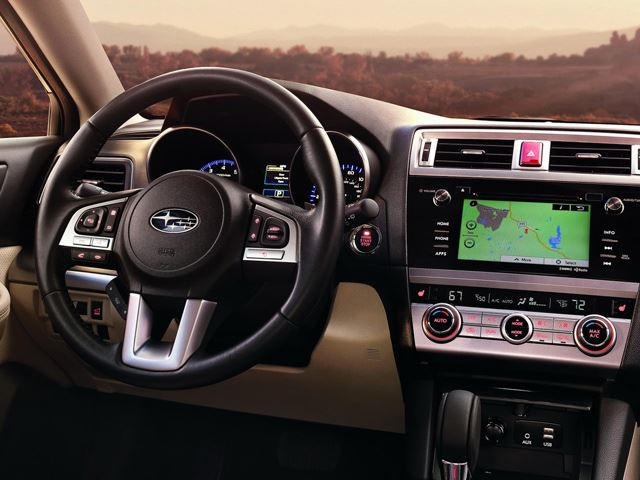 Subaru Outback Shows its New Face in New York | CarBuzz