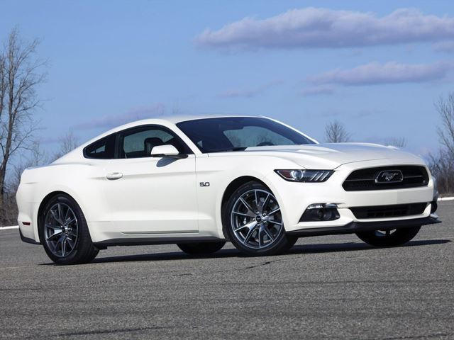 This Ford Dealer Is Selling Its 50th Anniversary Mustang For