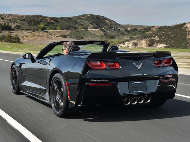 Hennessey to Build 200 650/700HP Corvette Stingrays | CarBuzz