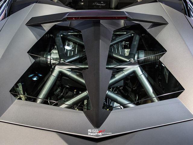 Lamborghini Reventon Roadster On Display In Hong Kong Carbuzz