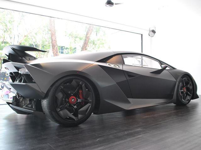 Lamborghini Singapore Welcomes Reventon Cabrio And Sesto Elemento