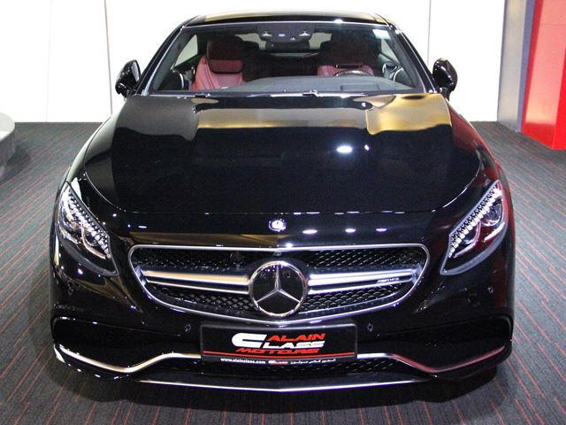 Brand-New Mercedes S63 AMG Already For Sale with Dealer