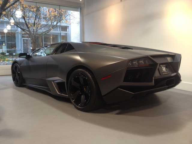 Canada S Only Lamborghini Reventon Production Number 3 For Sale In