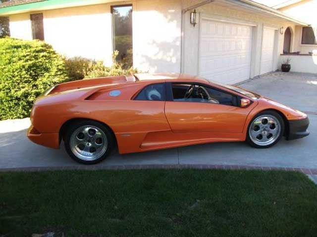This Craigslist Lamborghini Diablo Replica Is Actually Pretty Good