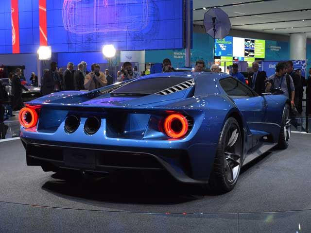 Was The Detroit Auto Show The Beginning Of The End Of
