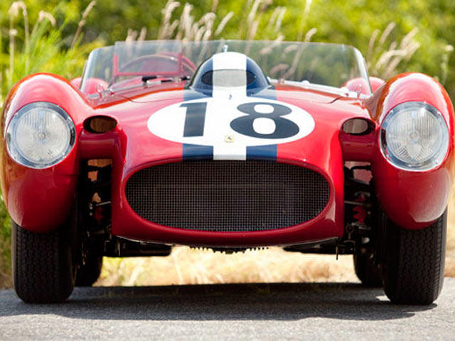 Auction Records 1957 Ferrari 250 Testa Rossa Carbuzz