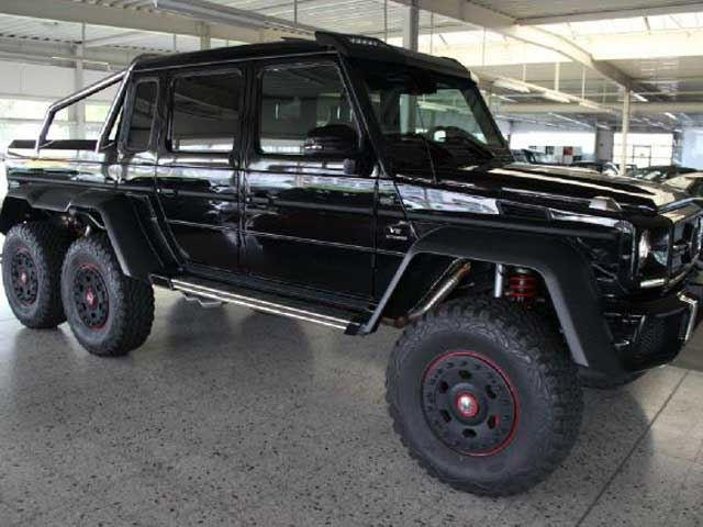 Mercedes 6X6 For Sale >> Mercedes Benz G63 Amg 6x6 For Sale In Florida Better Act