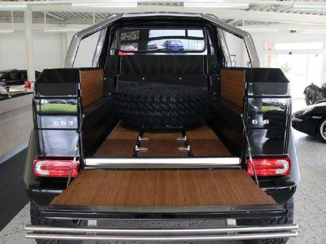 Mercedes 6X6 For Sale >> Mercedes Benz G63 Amg 6x6 For Sale In Florida Better Act Fast Carbuzz