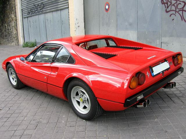 A Look Back At The History Of The Mid,Engine Ferrari V8