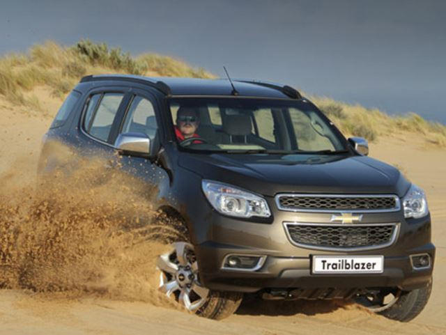 Chevrolet Trailblazer Suv Is Alive And Well And Insanely