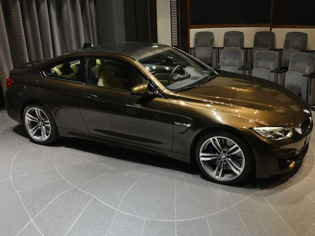 Painting Your Bmw M4 In Brown Metallic Is A 5 000 Optional